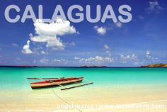 On the northernmost part of Bicolandia is an unknown paradise that can rival the white sand beach of Boracay and the serenity of Pagudpud, still virgin and unspoiled- the beautiful and enchanting islands of Calaguas.