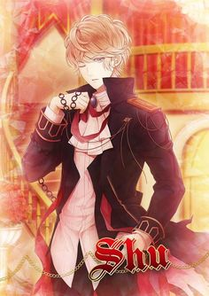 One-shots yaoi ( Diabolik lovers ) Girls Anime, Cute Anime Guys, Anime Love, Diabolik Lovers Ayato, Ayato Sakamaki, Diabolik Lovers Wallpaper, Ruki Mukami, Vampire Boy, Shugo Chara