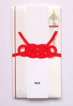 ロックなご祝儀袋が作りたい!そんな気持ちから制作が始まりました。水引と紙、伝統と現代、ヒトとヒト...そんなモノやコトを結びつける視点でモノ作りをしています。 Red Packet, Knots, Diy And Crafts, Envelope, Crochet Necklace, Packaging, Tattoos, Pattern, Inspiration