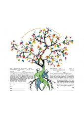 Under the Love Tree Ketubah