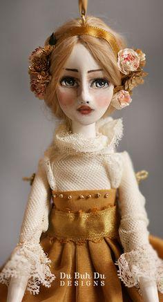 Helen-Marie Doll Ornament | dubuhdudesigns.typepad.com/du_bu… | Flickr