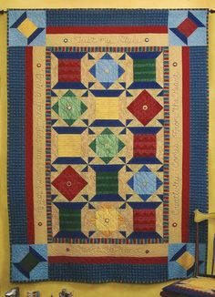 Debbie Mumm: Quilt Project January 2007