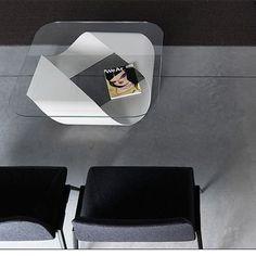 MOBIUS – neobvyklé tvary konferenčního stolku