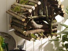La maison magique des oiseaux jardin,maison,décoration extérieure,oiseaux,cage à oiseaux,maison à oiseaux,suspension arbre