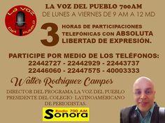 LA VOZ DEL PUEBLO - COSTA RICA - RADIO SONORA 700 AM : Salida de Luis Guillermo Solís durante discurso de...