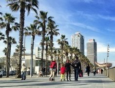 holidays to Barcelona