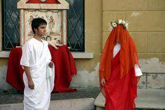 Chapter 4: Flammeum - roman bridal veil
