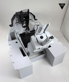 Viper Wing F-16 simulator Cockpit