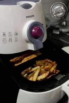 "I might have to get one of these!    - ""10 Things I've Cooked in the Philips Airfryer - Product Review"""