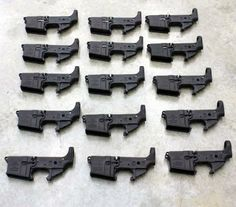 THOR Global Defense Group Lower Receivers rifl gun