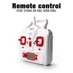 >> Click to Buy << For Syma X8 X8C X8W X8G RC Drone Remote control Spare Parts transmitter RC Quadcopter #Affiliate