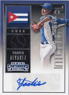 Dodgers Blue Heaven: 2015 Panini Contenders Baseball - The Dodger Autographed…