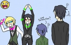 funny black butler pictures | Black Butler Fan Club : Chatterbox!