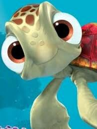 Squirt from Finding Nemo! ♡♡♡