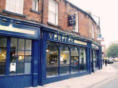 Veritas - Leeds. Hot roast beef sandwich heaven.