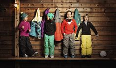 orage junior ski wear... Love the one on the end haha!