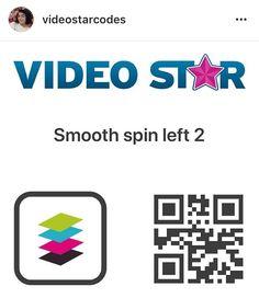 videostar qr codes text