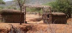 Resultado de imagen para maasai village entrance