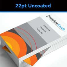 140 best premium business cards images on pinterest premium our bright white 22pt uncoated business cards are on sale until midnight saturday the 9th reheart Choice Image