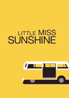 Little Miss Sunshine #yellow #movie