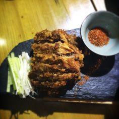 Beijing-style fried mutton