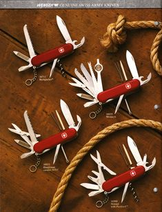SAKWiki - The online Swiss Army Knife Encyclopedia. Information and Identification on Swiss Army Knives by Victorinox and Wenger. Victorinox Knives, Victorinox Swiss Army, Tactical Knives, Knives And Swords, Survival Knife, Swiss Army Knife, Thing 1 Thing 2, Christmas Ornaments, Holiday Decor