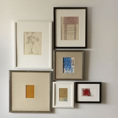 Gallery Frames - Black | west elm