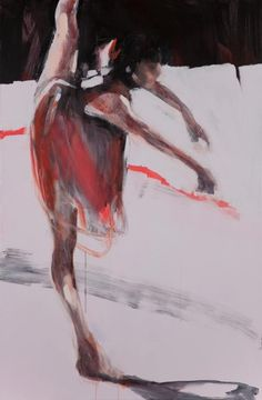 Red Thread - Christine Comyn