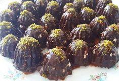 Köfteli Yelpaze Patates Tarifi - Güncel Tarif Herbs, Beef, Chocolate, Ethnic Recipes, Desserts, Food, Meat, Tailgate Desserts, Deserts