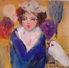 Funda İyce Tuncel  figurative art