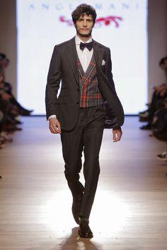 #Menswear #Trends Anglomania Fall Winter 2014 -2015 Otoño Invierno #Tendencias…