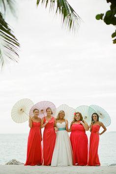 318848e816 66 Beautiful Bridesmaids' Dresses For Beach Weddings - Weddingomania