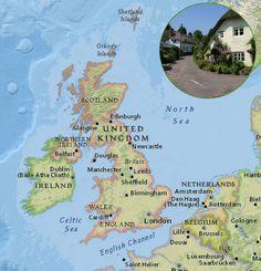 Vakantie vieren in Groot-Brittannië