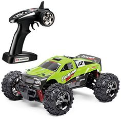TOZO C1142 RC CAR SOMMON SWIFT High Speed 32MPH 4x4 Fast Race Cars1:24 RC SCALE RTR Racing 4WD ELECTRIC POWER BUGGY W/2.4G Radio Remote control Off Road cross country vehicle Powersport green ** Click on the image for additional details.