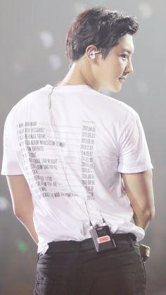 The things channie does to me😍 Exo Chanyeol, Kpop Exo, Exo Kai, Kyungsoo, Chanbaek, Chansoo, Knock Knock, Rapper, Kim Minseok