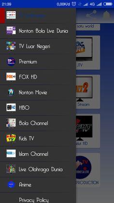 Bohai TV Live Apk - Tv Indonesia Dan Luar Negeri Gratis Kids Tv, Streaming Movies, Android, Moonlight