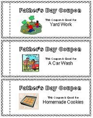 father's day coupons - Google Search