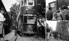 Photographer spends 40 years capturing London #DailyMail
