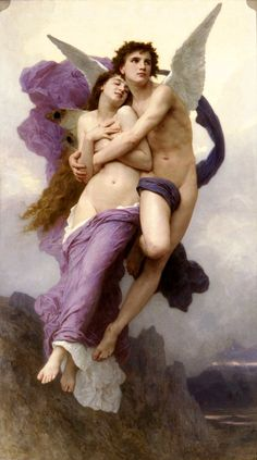 Ciò che si muove non congela: Una psicologa all'Olimpo - 8) Eros e Psiche: una Psico-storia d'Amore - PARTE PRIMA