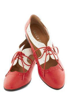 I love these shoes! ModCloth