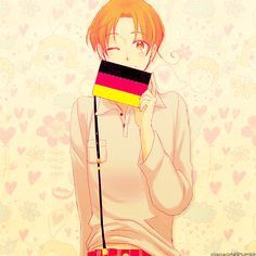 I love this so much omg click the gif its so cute<---awesomeness italyxgermany finlandxsweden and canadaxprussia