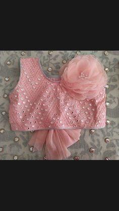 Lengha Choli, Silk Lehenga, Kids Ethnic Wear, Party Dress, Ballet Skirt, Summer Dresses, Chic, Skirts, How To Wear