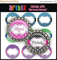 Hair Accessories Christmas Zebra Personalized Intial Of Choice Bottlecap Hairbow Goods Of Every Description Are Available