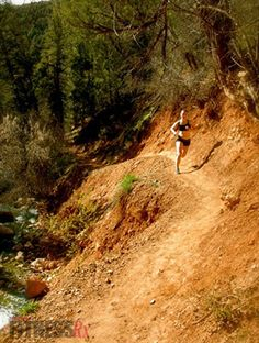 5 Reasons To Trail Run. Train in nature to improve race performance!