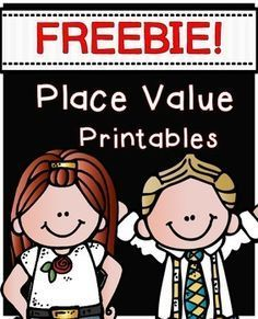 Place Value Freebies