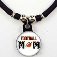 Amazon.com: Football Mom Necklace: Jewelry