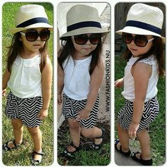 Toddler outfit---Can I clone her?!