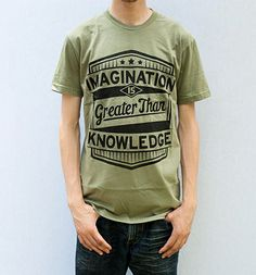 Imagination is Greater Than Knowledge