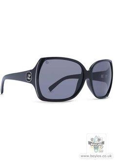 Boylos.co.uk - VonZipper Trudie Sunglasses - Black http://www.boylos.co.uk/products/view/vonzipper-trudie-sunglasses---black