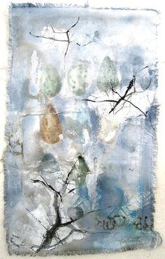 Textile Art | Stone Thread Fibre Art